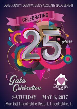 Annual Gala Celebrating 25 Years