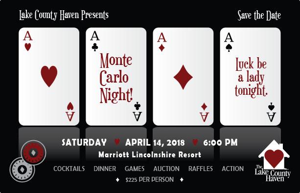 Gala 2018: Monte Carlo Night